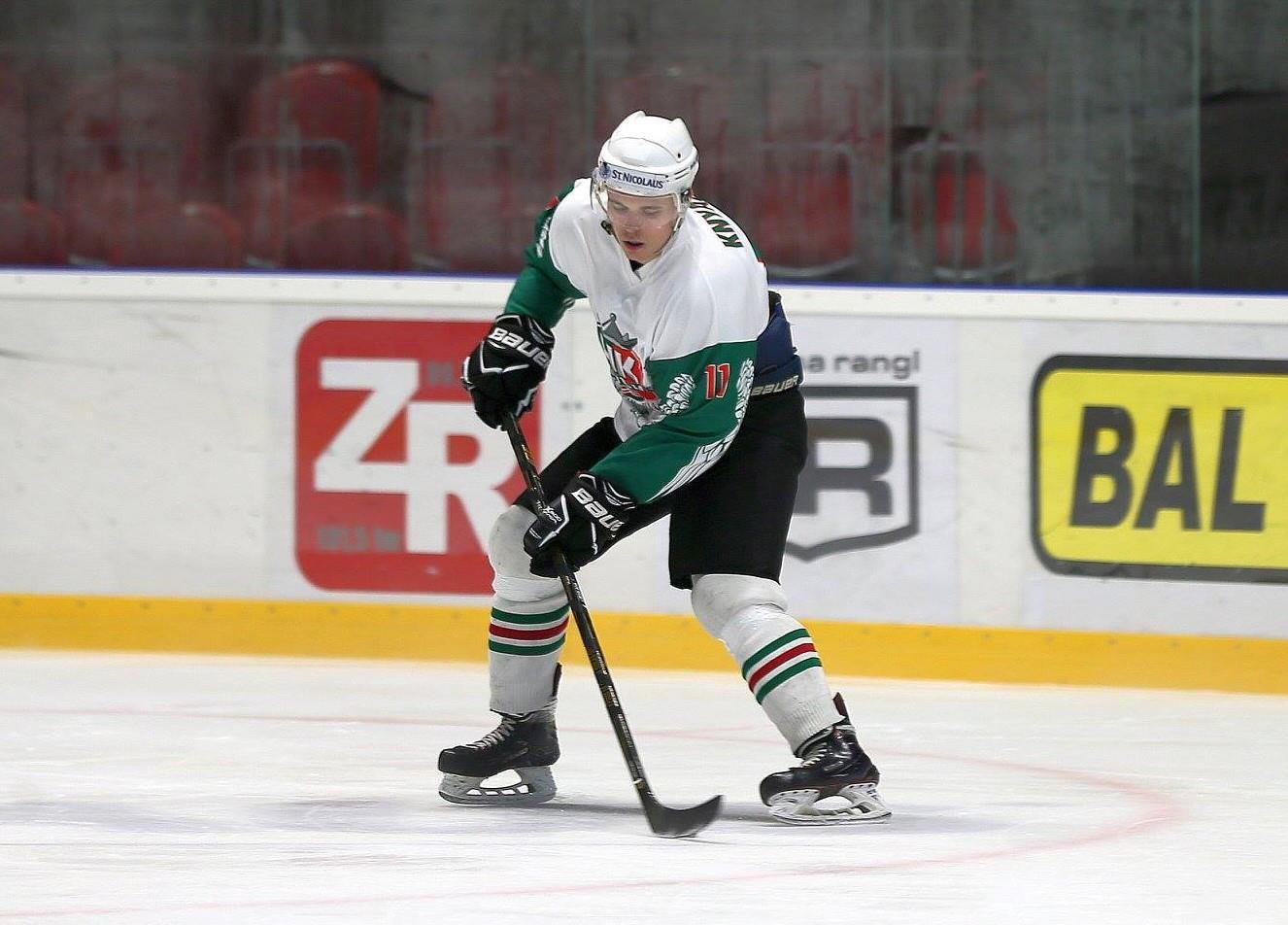 Ruský talent sa zriekol miesta v KHL aj vinou zranenia, kariéru reštartuje na Záhorí